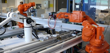 ABB Robot Repairs Service West Midlands