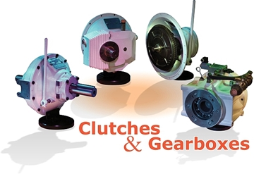 Clutches and Gearboxes