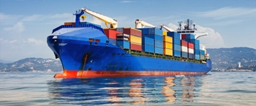 Sea Freight Export Services UK