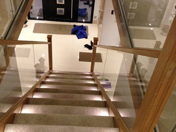 Residential Staircase Fabrication West Yorkshire