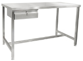 Hygienic Stainless Steel Workbenches