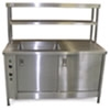 Stainless Steel Hot Cupboards