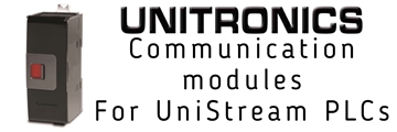 UniStream Communication Modules