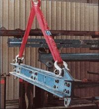 Flat Web Slings Suppliers Yorkshire