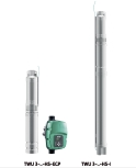 """Wilo-Sub TWU 3 HS Multistage, Frequency Controlled 3"""" Submersible Pump"""