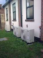 Air To Water Heating Systems