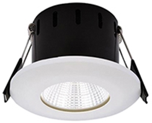 Vela Compact IP65 Dimmable LED Fire Rated Downlight - 7W