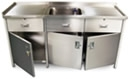 Stainless Steel Sinks For Labs