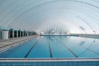 Access to Pool Domes