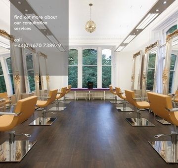 Salon Design Services in Northumberland