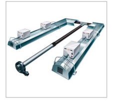 Continuous radiant tube systems