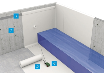 Waterproofing Drinking Water Tanks with TPO Membranes Systems
