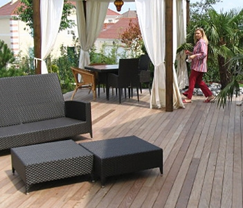 Natural Timber Decking Suppliers
