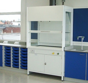 Fume Extraction Cupboards