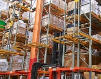 Warehouse Storage Facility in Bedfordshire