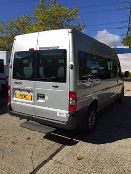 Passenger Cars and Minibuses for Business
