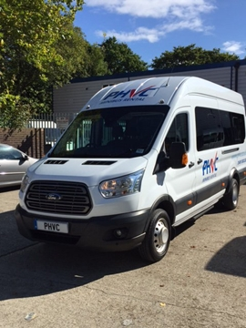 Minibus Rental Service for Community Care