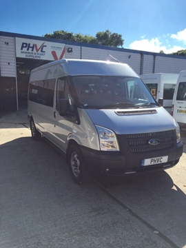 For Sale; Ford Transit 14 Seat Minibus