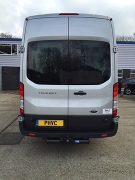For Sale; Ford Transit 17 Seater Ex Demonstrator