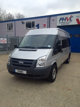 For Sale: Ford Transit 14 Seater