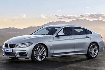 Van & Car Special Offers BMW 4 Series
