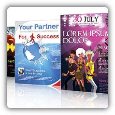 Event or Promotion Flyer Printing Services
