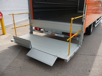 LOLER Tail Lift Services