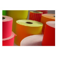 Uncoated Direct Thermal Ribbon Free Labels