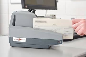 Cheque scanners & cheque imaging