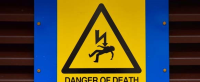 Custom Safety Sign Engraving