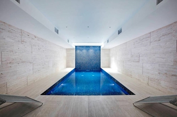 Swimming Pool Basement Conversion Design & Build Company