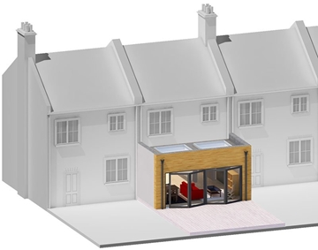Rear Extension Design & Build Contractors