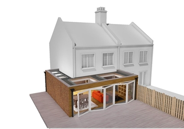 Wrap Around Extension Design & Build Contractors