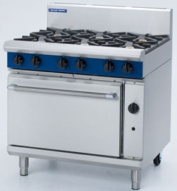 Hob Top With Static Gas Oven