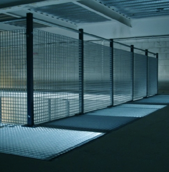 Mezzanine Floors For Industry in Lincolnshire