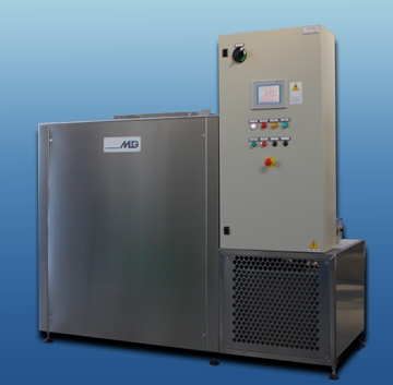 Compac - Manually Operated Ultrasonic Cleaning System