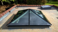 Hardwood Timber Skylights In South West London