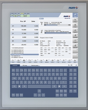 Supplier of Control panels for industrial environments