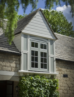 Residence 9 Replacement Heritage Windows