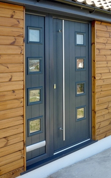 Solid Timber Core Solidor