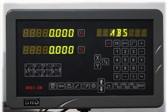 3 Axis Digital Readout Console