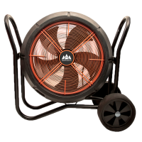 Portable Commercial Fan Hire