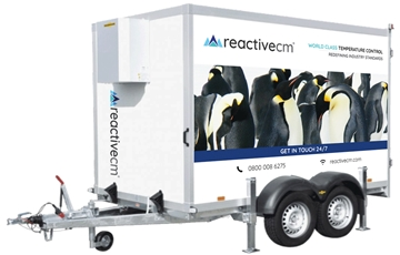 Commercial Refrigerated Equipment Hire