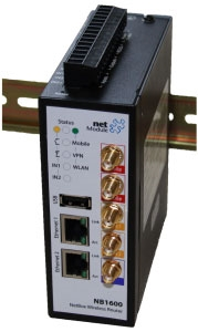 Combined UMTS/LTE and WLAN Industrial Router Specialists
