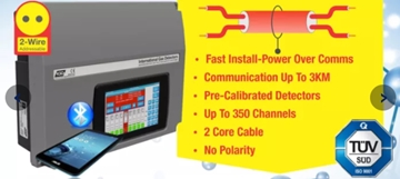 2-Wire Gas Detection System