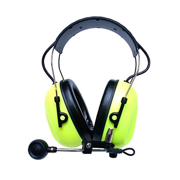A-KABEL Passive headband with Ear Cup PTT (Select radio type)