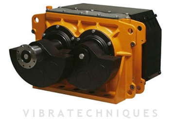 Compaction Table External Vibrators