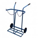 Twin Gas Cylinder Trolley Hire