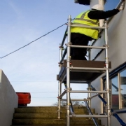 Stair Ladders Hire