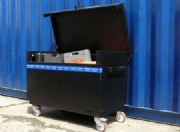 Lockable Equipment Storage